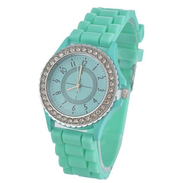 Casual Brand Watch Women Dress Watch 2019 Quartz Watch Sport Silicone Watches Wo