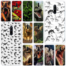 Hot Jurassic dinosaurs Soft Silicone Fashion Transparent Case For OnePlus 7 Pro 5G 6 6T 5 5T 3 3T TPU Cover