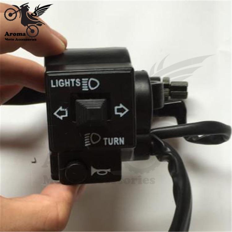 Marca de la motocicleta profesional interruptor para suzuki GS125 - Accesorios y repuestos para motocicletas - foto 3