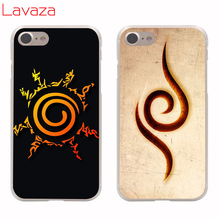 Anime Naruto Hard Phone Case for iPhone