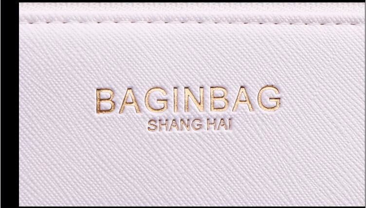 Baginbag Double Layer Cosmetic Bag Cross PU Cosmetics Multifunctional Make Up Makeup Bag Toiletry Bag trousse maquillage femme 6