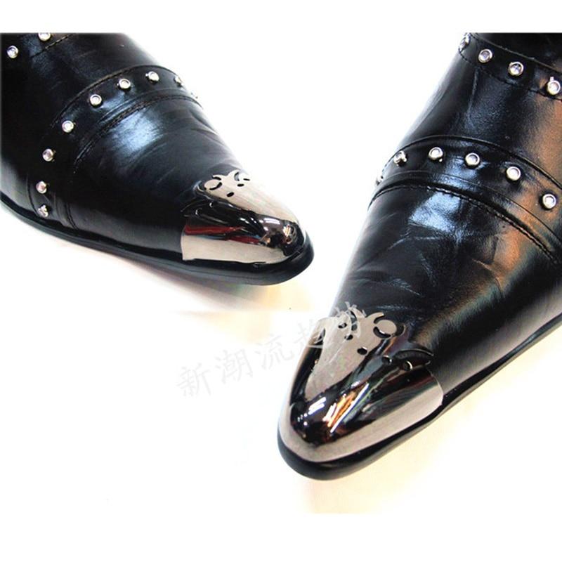 ITALIA 100% Brand New Limited Edition Martin sepatu pria sepatu bot - Sepatu Pria - Foto 5
