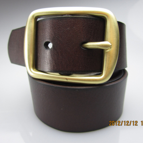 Male strap genuine leather buckle men's vintage casual belt genuine leather new arrival