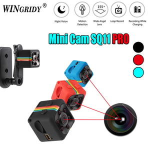 Image 4 - Minicámara WIFI Original SQ13 SQ23 SQ11 SQ12 FULL HD 1080P visión nocturna impermeable shell CMOS Sensor grabadora videocámara