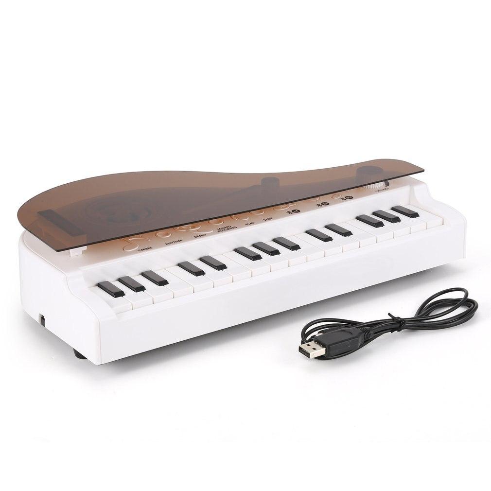 Hot 18 touches clavier Piano jouet pour enfants cadeau d'anniversaire Instruments de musique jouet électronique Piano avec voix HD forte Runtime
