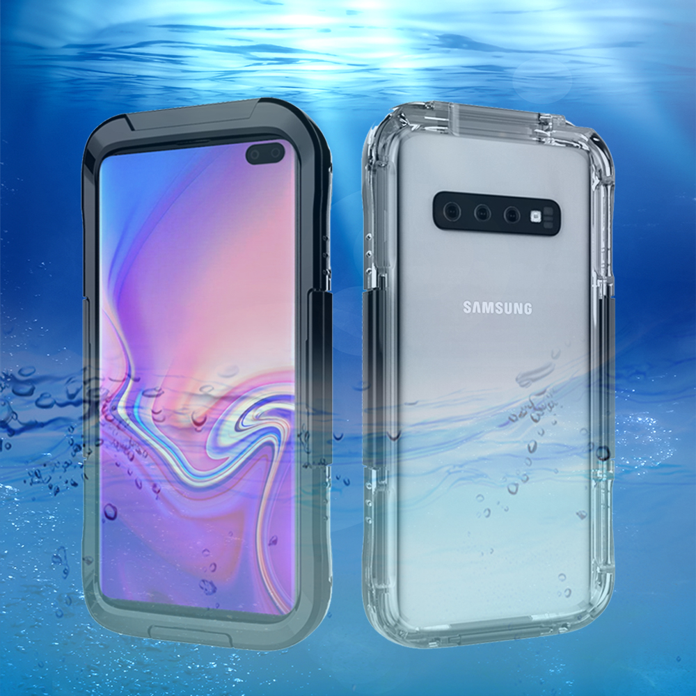 IP68 Waterproof <font><b>Case</b></font> For Samsung Galaxy S10 S9 S8 Plus S10e S7 S6 edge Note 10 9 8 5 Under <font><b>Water</b></font> <font><b>Proof</b></font> <font><b>Phone</b></font> <font><b>Case</b></font> Diving Cover image