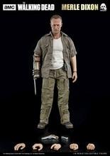 1/6 Walking Dead Merle Dixon Moore Soldier Action Figure Model