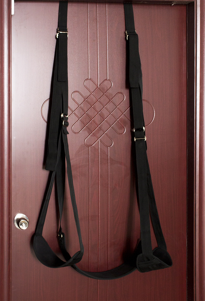 Multipurpose Door Swing Adult Flirting Swing With Comfortable Cushion