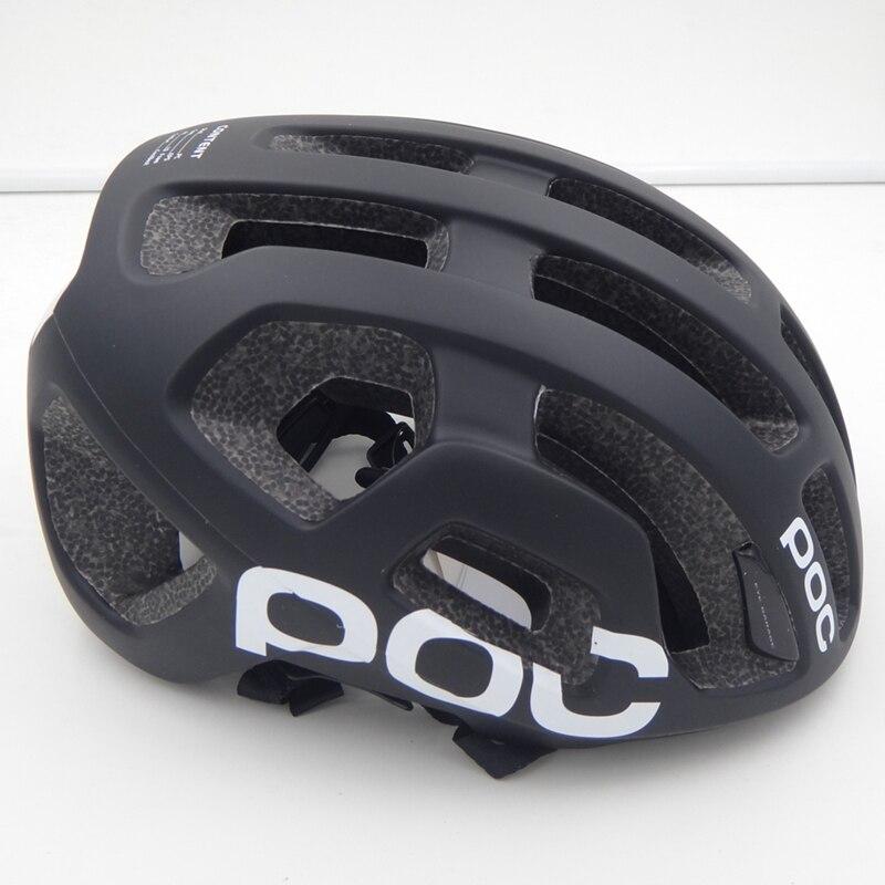 Poc Grand Octal Raceday Route Casque D'équitation qualité supérieure 1:1 VTT Vélo De Route vélo cyclisme Ultra-léger casco