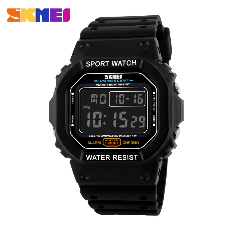 Skmei Watches Men LED Digital Classic Sport Watch Dive 50M Military relojes Fashion Outdoor Wristwatches Relogio Masculino цена