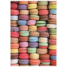 5D DIY Diamond Painting Macaroons Art Handmade Needlework Embroidery Food Full Rhinestone Cross Stitch Mosaic