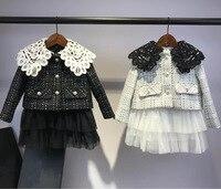 XINI MOMMY official store 110 160, платье из 2 предметов, одежда для девочек, чудесное платье для девочек с божьей коровкой, Детские платья для девочек