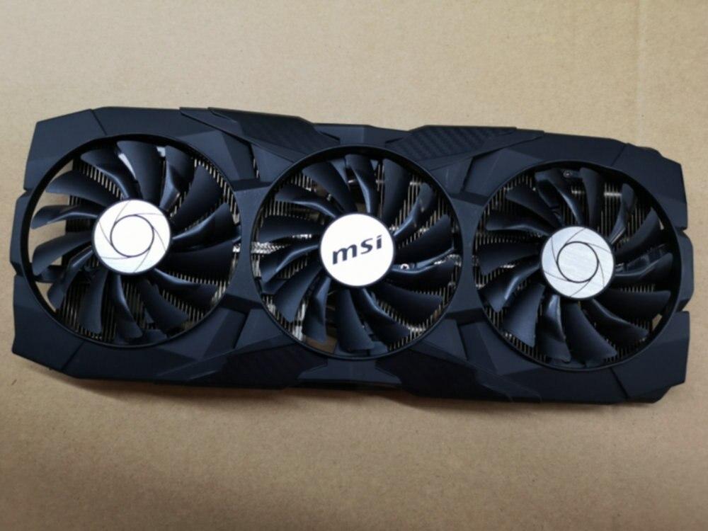 GA91A2H pour ZOTAC GTX1080ti 11GD5X TYLOO GTX1070ti ventilateur de refroidissement vidéo graphique