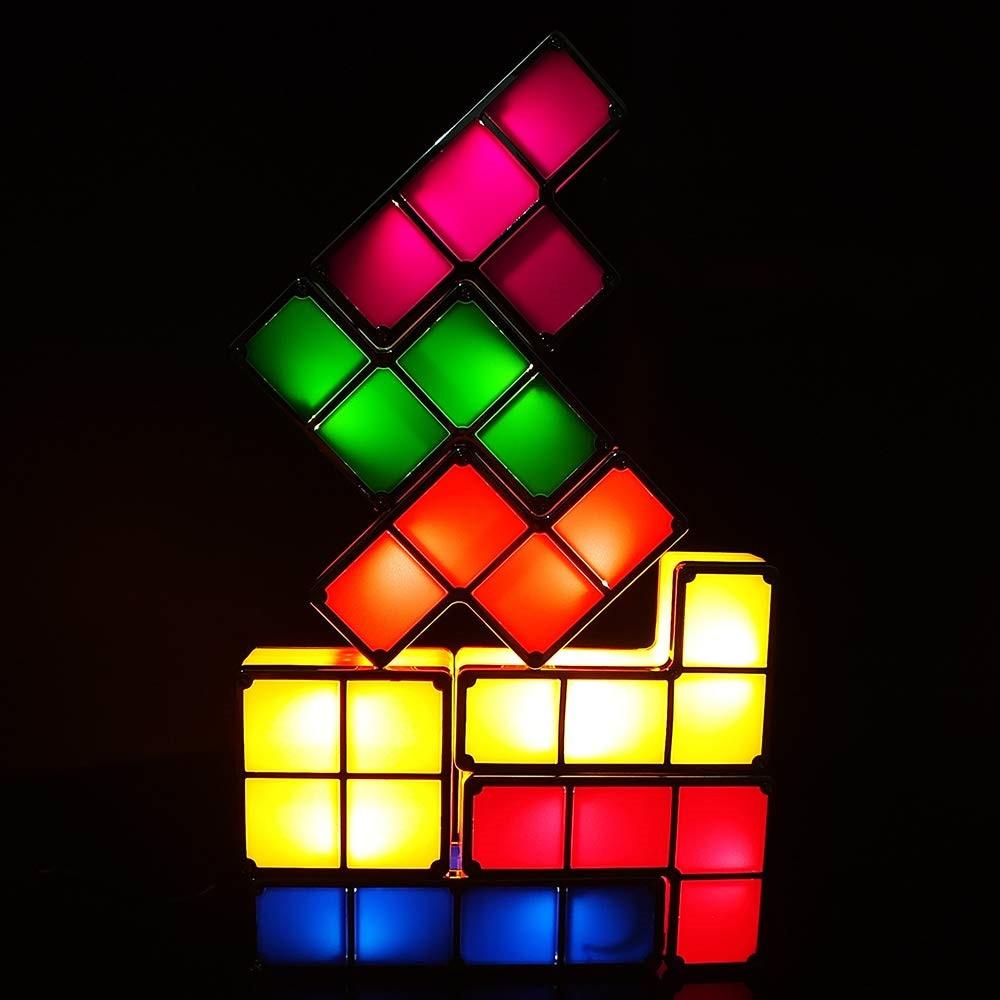 de mesa bloco constructible luz da noite 04