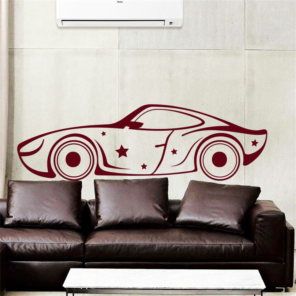 Popular retro wall decals buy cheap retro wall decals lots from ...
