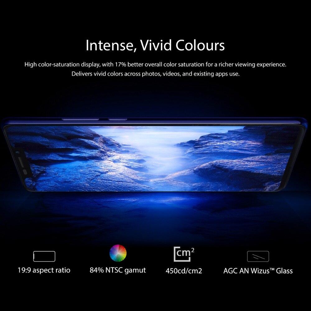 Blackview A30 5.5 pouces 19:9 Smartphone plein écran MTK6580A Quad Core 3G téléphone portable avec identification faciale 2GB + 16GB Android 8.1 double SIM - 4
