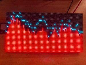 Image 4 - フルカラー RGB 音楽スペクトルオーディオレベル表示アナライザ Vu メーターアンプ