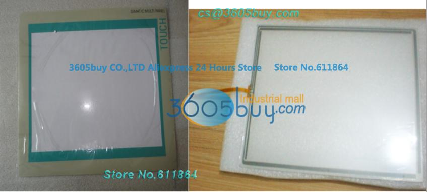 New MP370-12 6AV6 545-0DA10-0AX0 Touch Screen Panel+film mask  цены