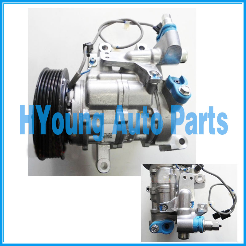 Back To Search Resultsautomobiles & Motorcycles Auto Replacement Parts Realistic Bc4472801791 Bc447280-1790 Auto Ac Compressor For Honda New Civic 2012 Denso 10sre11c Honda Civic 2012 2013