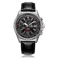 Luxury Brand Watches Men Sport Watches Quartz Watch Fashion Relogio Masculino Waterproof 100m Free Shipping CASIMA