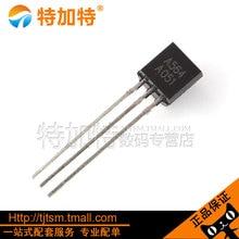 Низкий-NPN транзистор 2SA564 A564A TO-92 (20 шт./лот) Демонстрационная Плата Аксессуары