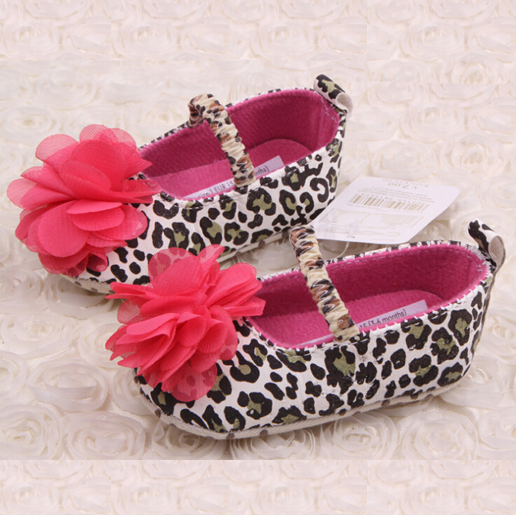 Online Buy Wholesale leopard print baby shoes from China leopard ...