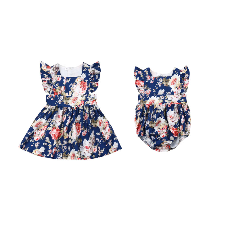 95a853fc9b340 Cheap Matching Family Outfits, Buy Directly from China Suppliers:Sister  Matching Outfits Infant Baby