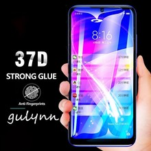 37D Tempered Glass On The For Xiaomi Redmi 7 6 Pro 6A 5 Plus 5A Note Go 7Pro Screen Protective Film