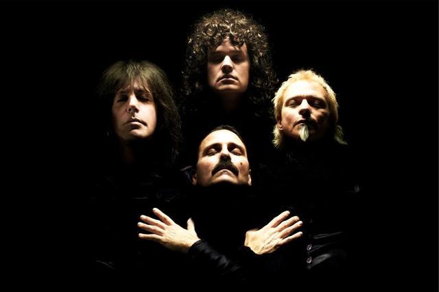 Custom Canvas Wall Decor Rock Music Queen Band Bohemian Rhapsody