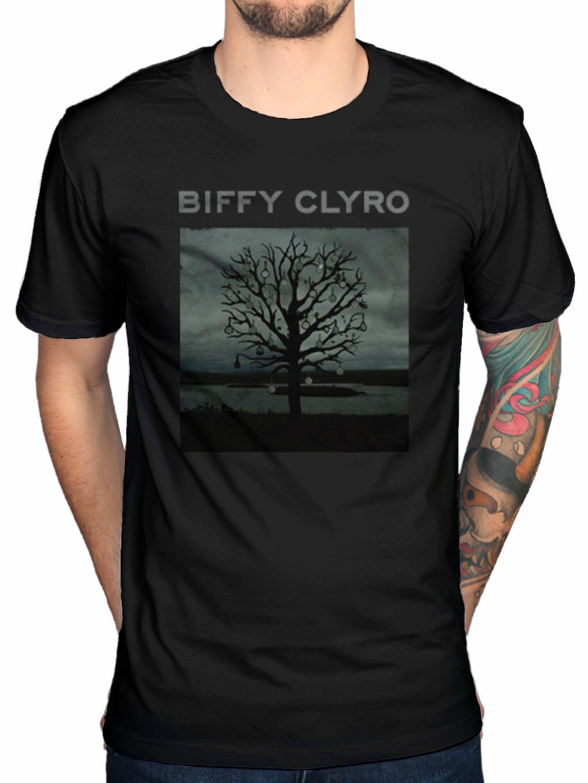 3D T Shirt Biffy Clyro Chandelier T Shirt Scottich Rock Band Opposites Puzzle Blis Design Tee