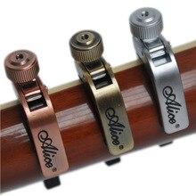 Alice A700J алюминиевый сплав металлический каподастр для гитары Guiar аксессуары ALICE гитарный каподастр для гитары запчасти