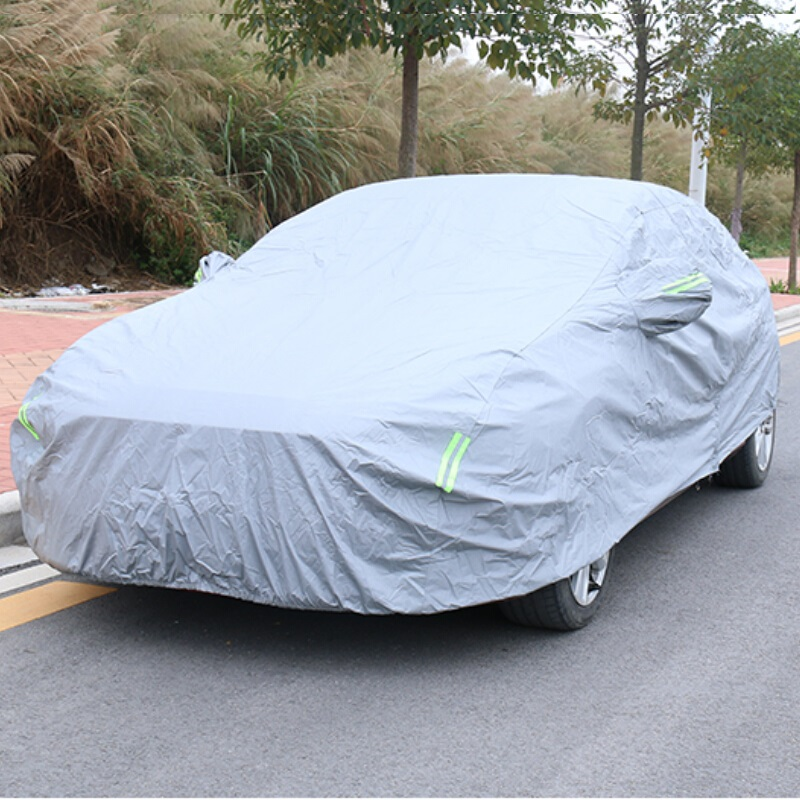 car covers anti snow dust rain waterproof breathable thicken anti theft lock sewing outdoor for volvo