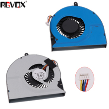 New Laptop Cooling Fan For ASUS N56 N56DP N56VW N56VM N56VZ N56DY PN: KSB0705HB CPU Cooler Radiator for asus n56vz laptop motherboard gt650 2gb n56vm rev 2 3 60 n9jmb1100 100