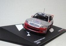 IXO 1:43 Rallye monte carlo 2003 Hyundai Accent WRC Freddy Loix – Sven Smeets Diecast car model