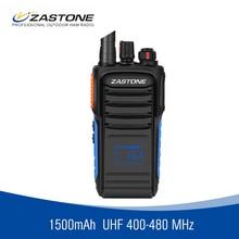 Zastone ZT-A18 5W 199 Channel Walkie Talkie 400-480Mhz Frequency UHF Handheld Radios Frequency Portable Intercom Two Way Radio