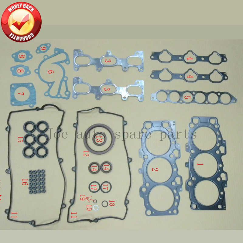 G6BA G6BAG G6BAY Engine complete Full gasket set kit for Hyundai  Sonata/Trajet/Santa/Coupe / KIA Magentis 2 7L 50214200