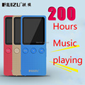 2015 New Arrive Ultrathin 8gb MP3 Player With 1.8 Inch Screen Can Play 200 hours,Original RUIZU X08 With FM,E-Book,Clock,Data