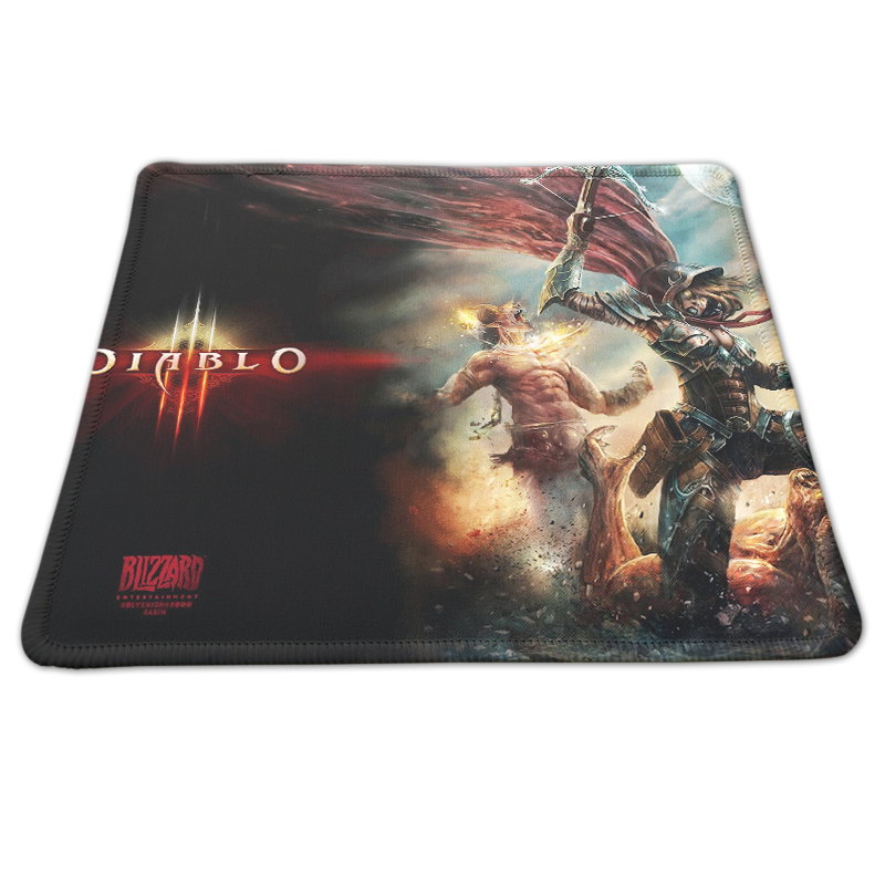 Large Gaming Rubber Mousepad DIY Custom PC Computer Notebook Mousemat Fashion Gamer Speed Optical Mice Play Mat