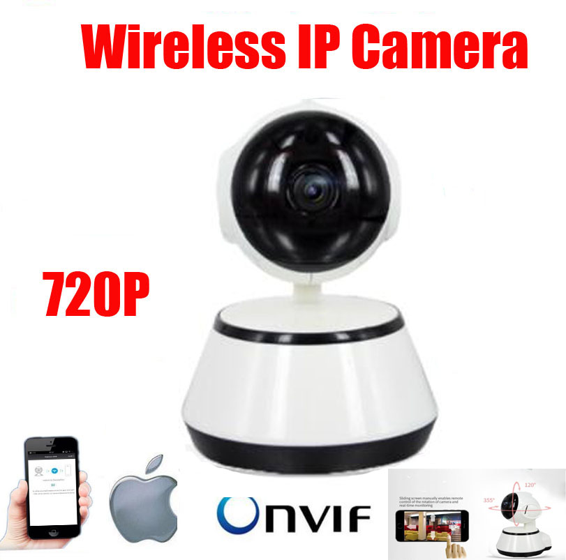 H.264 HD 720P IP Camera Wifi Wireless P2P Infrared Security Camera Pan tilt CCTV Mini Dome Camera Pan/Tilt Indoor baby motore цена 2017