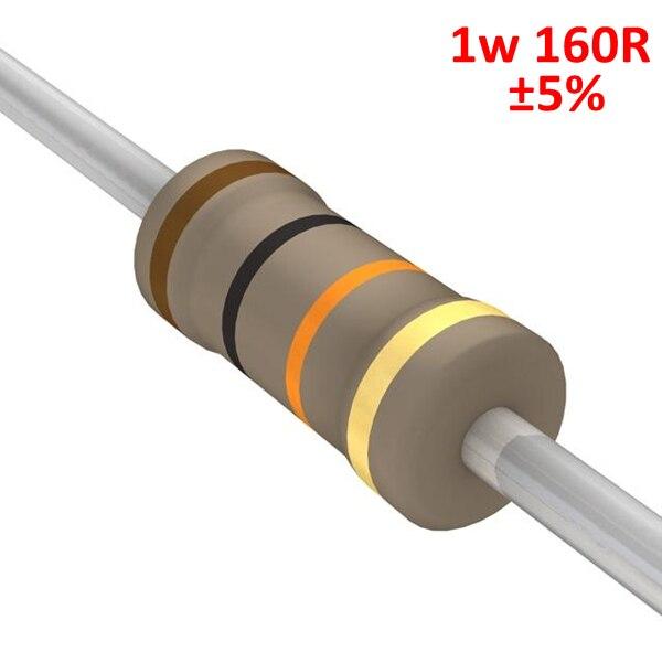 Tube en céramique 50W Watt 1,8K Ohm tolérance 5/% Résistance bobinée fixe