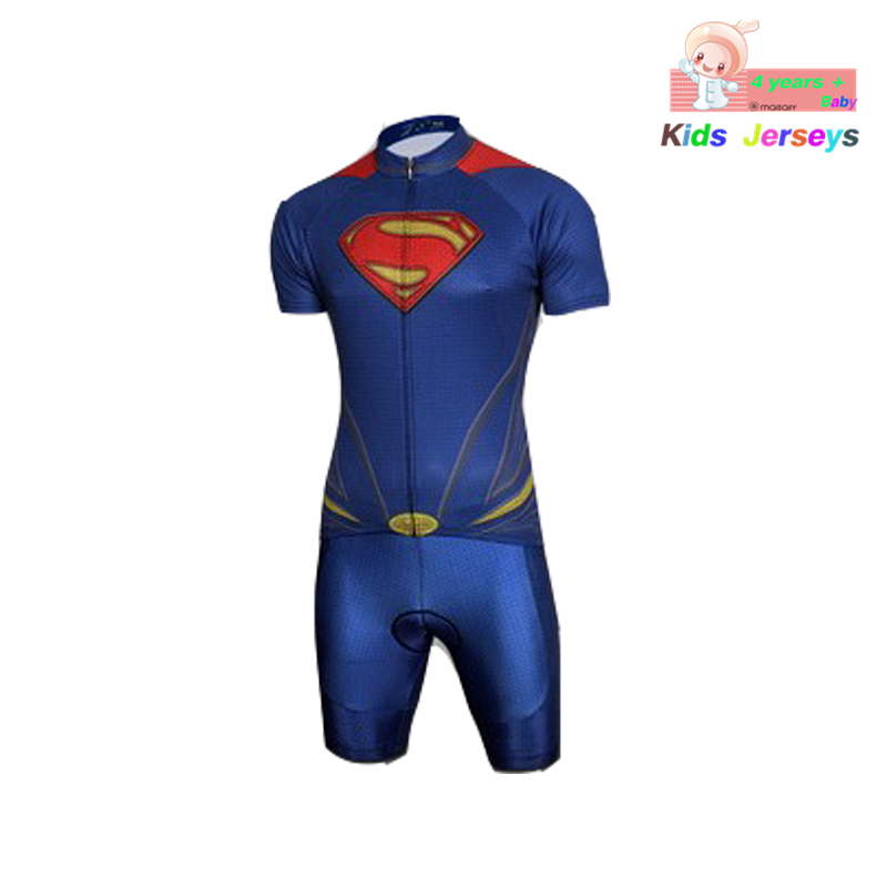 Kids Spider Man Cycling Jersey Wear Short Sleeves Cycling Set Boys Bike Clothing Ropa Ciclismo Girl Cycling Clothing Sports SuitKids Spider Man Cycling Jersey Wear Short Sleeves Cycling Set Boys Bike Clothing Ropa Ciclismo Girl Cycling Clothing Sports Suit