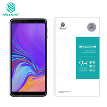 Tempered Glass for Samsung Galaxy A7 2018 2017 A750F A720 Nillkin Amazing H 0.33MM Screen Protector sFor Samsung A7 2018 Glass