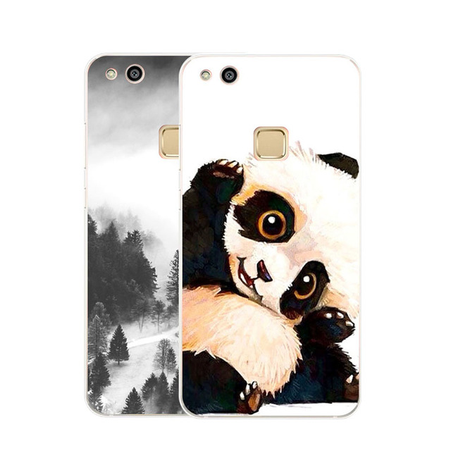 custodia huawei p10 lite panda