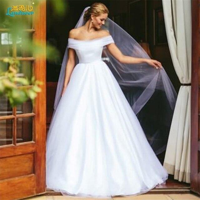 Vestido De Noiva 2 Em 1 Long Bridal Gown Detachable Skirt Wedding Dress 2017 Sexy V neck Wedding Dresses With Detachable Train