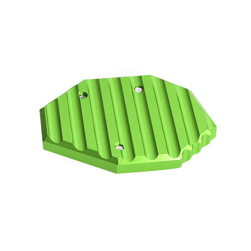 CNC боковой стояночный столик педаль удлинитель расширитель держатель для Kawasaki Ninja GTR1400 ZX14R ZZR1400/Concours 14 08-15