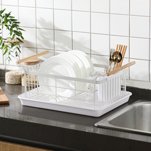 Lechef Kitchen Drainage Basket Multifunctional Bowl And Dish Rack Nordic Tieyi Receives Leaking Baskets From Shelv