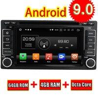TOPNAVI Android 9,0 автомобильный медиацентр DVD Авто плеер для Subaru Forester, автомобильные аксессуары, брелок для автомобиля Subaru 2008 2009 2010 2011 аудио радио