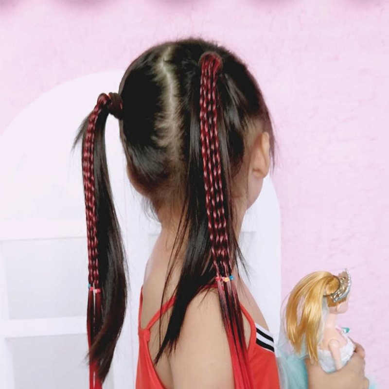 Detail Feedback Questions About New Colorful Kid Elastic Hair Rubber