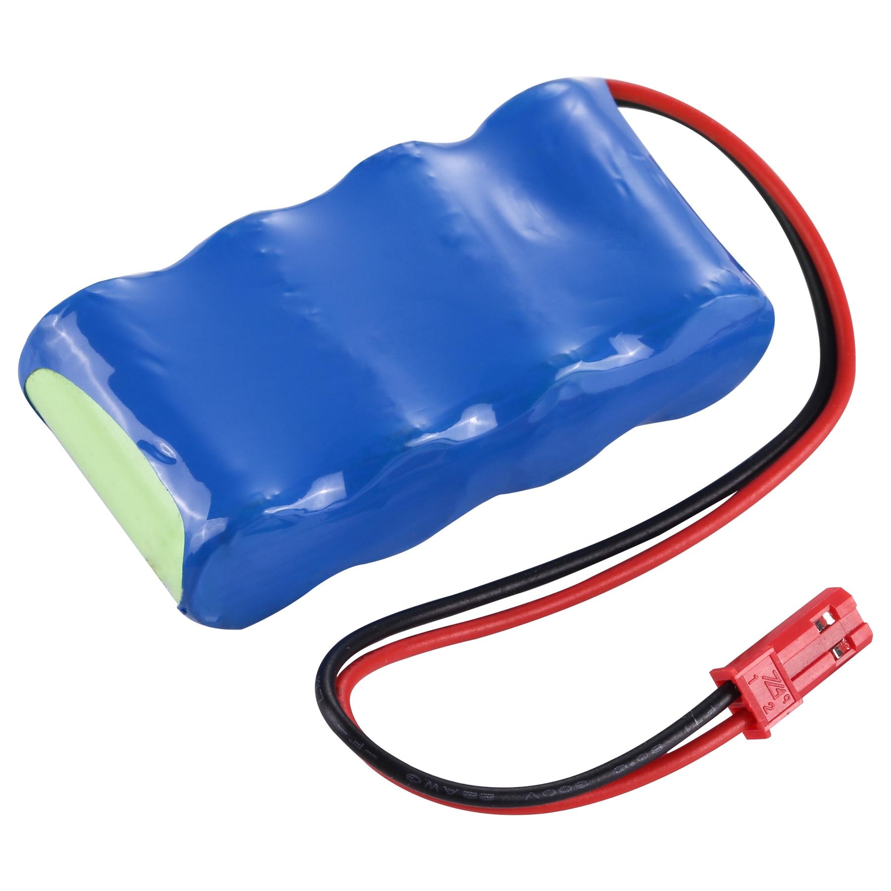 Высокое качество для TPS M29AE125A KJ-8000 Battery | Замена для TPS KJ-8000 Jaundice Meter Battery ( Red Terminals)