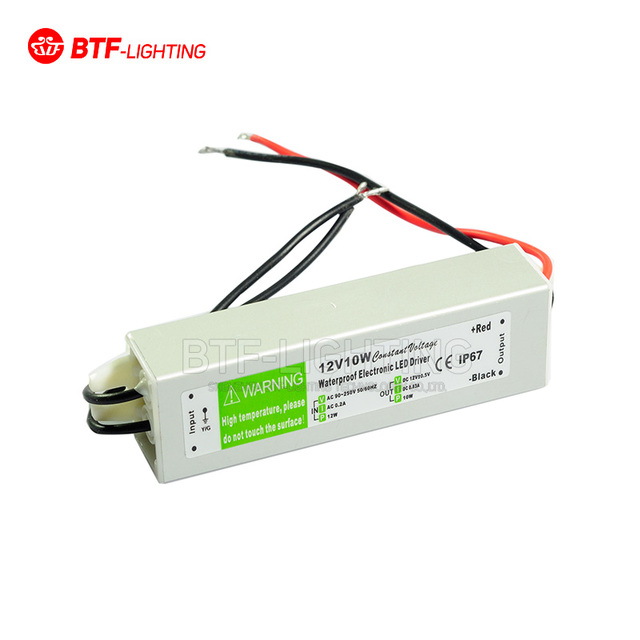 aliexpress com buy wholesale dc 12v 10w waterproof electronic ledwholesale dc 12v 10w waterproof electronic led driver transformer power supply for led strip led modules
